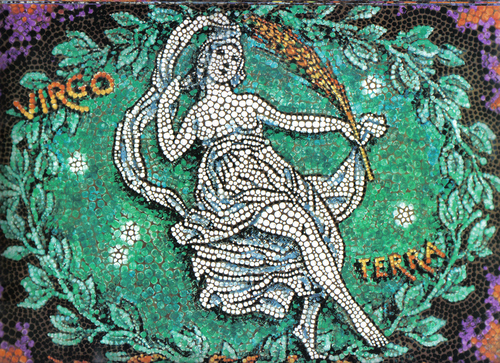 Virgo - astrology Photo