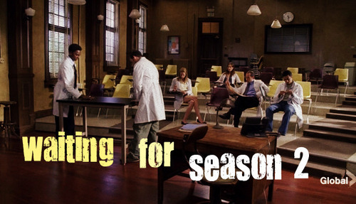 Waiting for season 2...<3