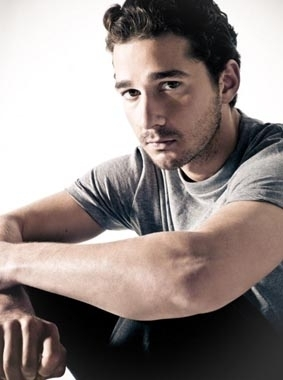 Shia LaBeouf wallpaper possibly with a portrait titled Wall Street 2 : Money Never Sleeps Photoshoot