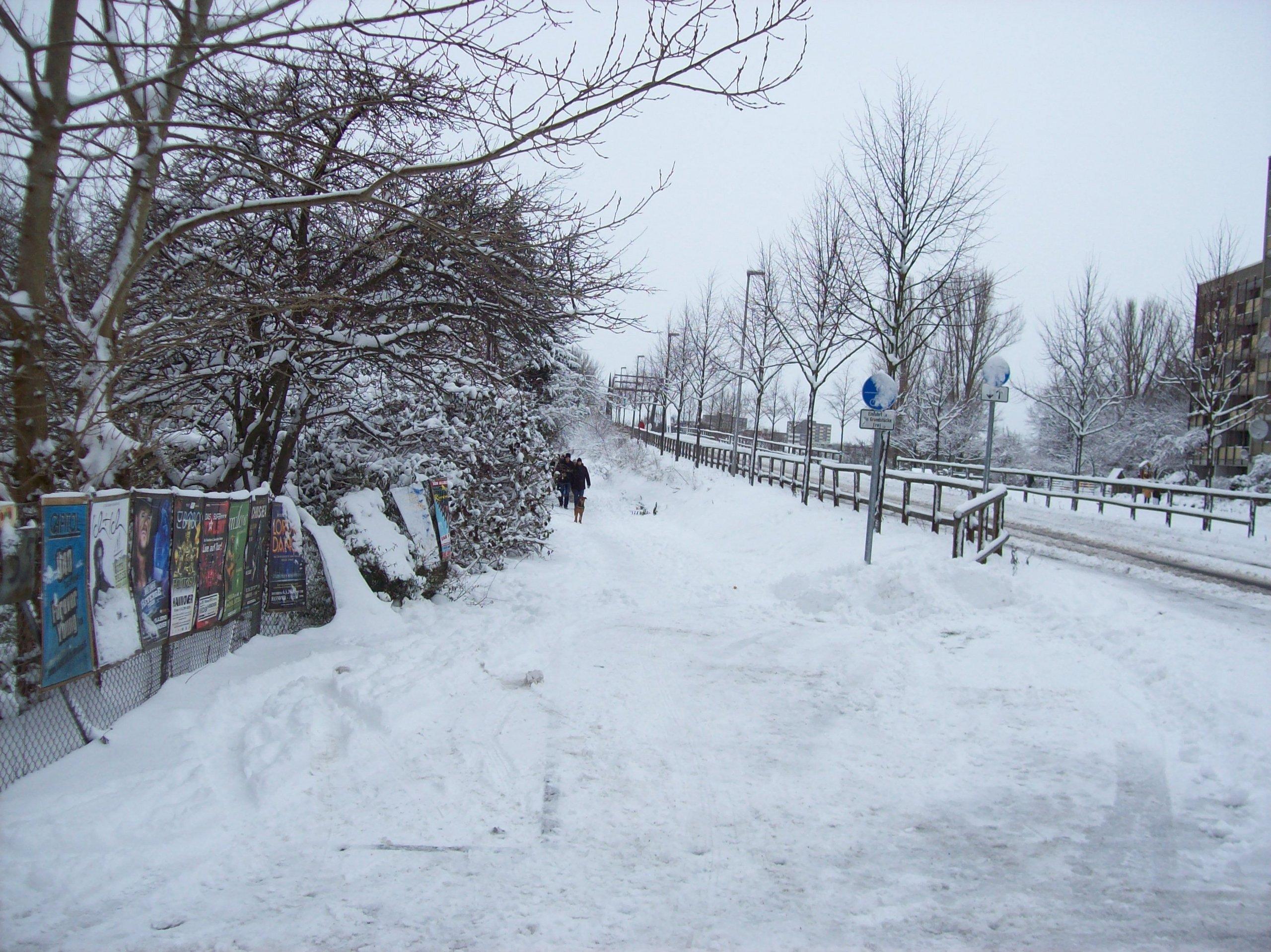 Winter In Germany 2009 Germany Photo 15177119 Fanpop