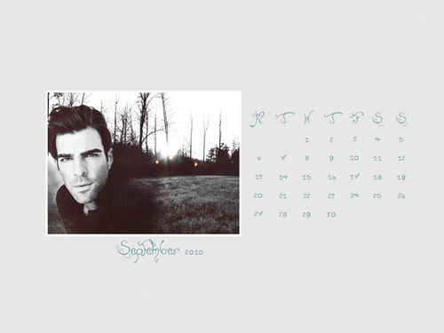 Zachary Quinto / September 2010