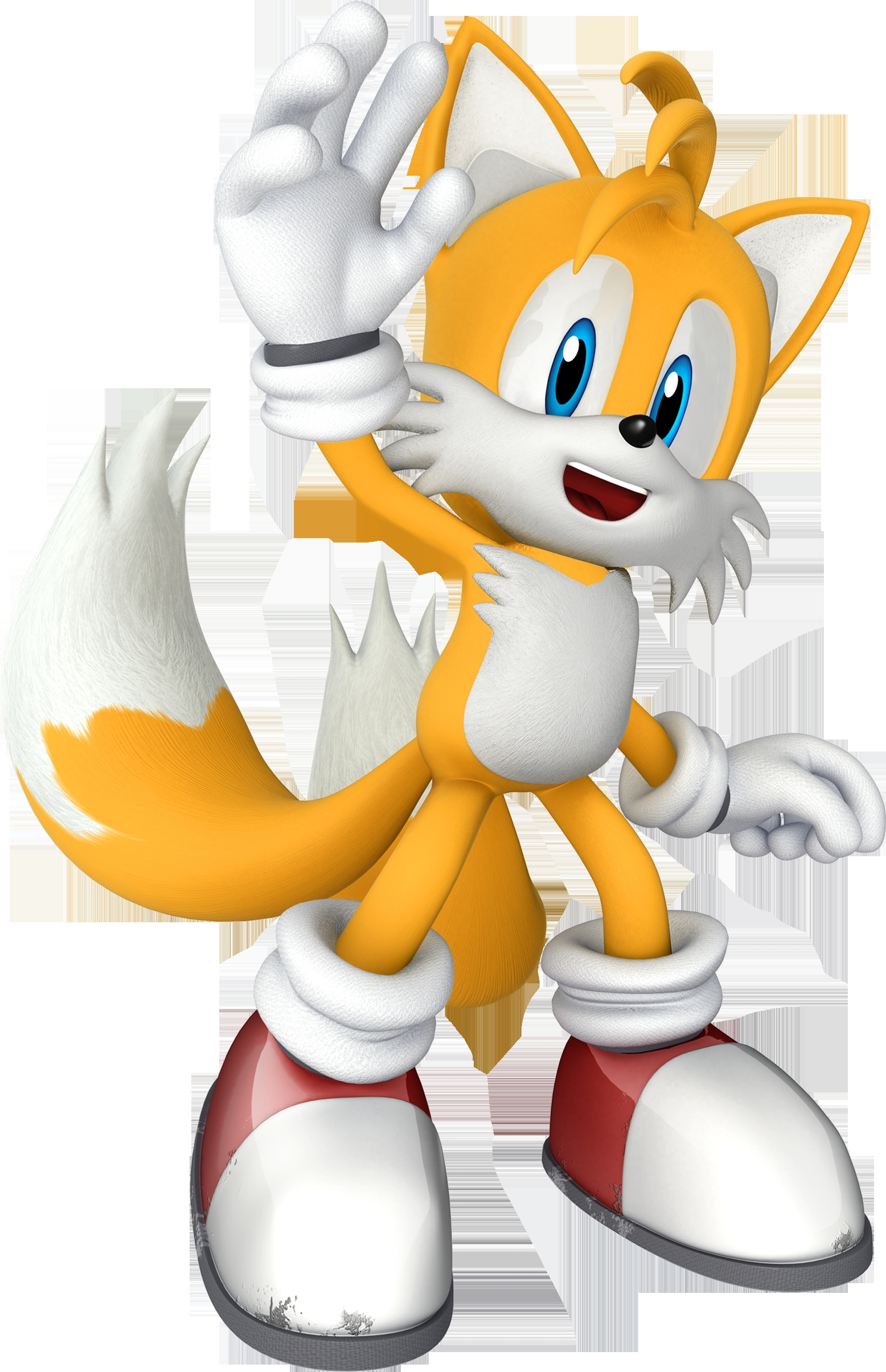 all-star tails!