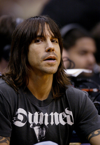 anthony kiedis Staples Center