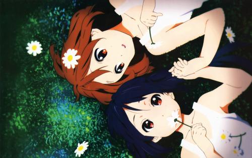 azusa & yui