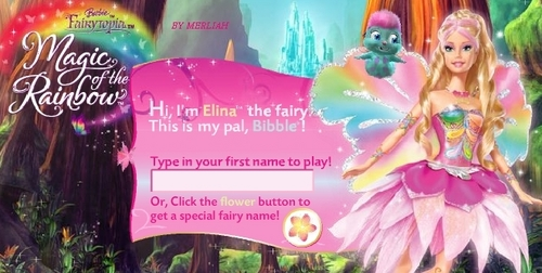 barbie fairytopia and the magic of the rainbow