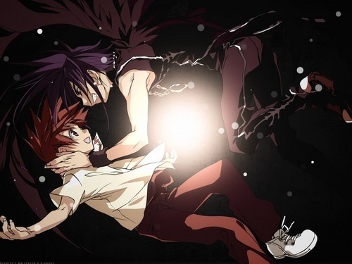 dark & daisuke <3
