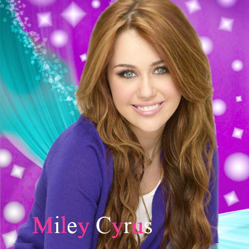 Hannah Montana wallpaper containing a portrait entitled hannah montana forever pic by pearl as a part of 100 days of hannah