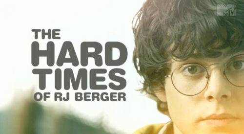 hard times of rj berger cover