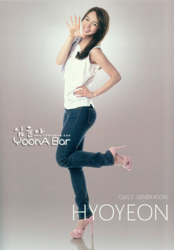 hyoyeon- SM Town'10