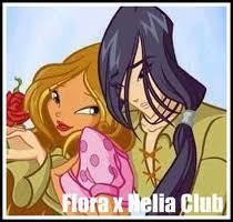 Флора и Гелия в 5 сезоне winx club поссорятся и картинки!