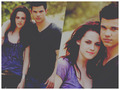 kT - kristen-stewart-and-taylor-lautner fan art