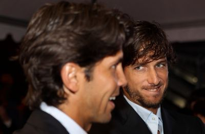 lopez and verdasco =lover