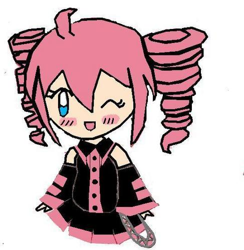 mi sis says i am just like teto