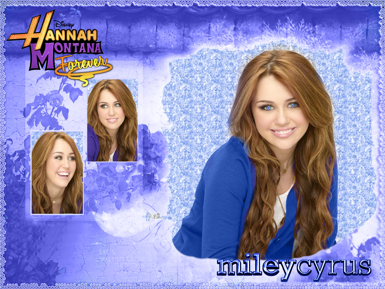 miley cyrus wallpaper by pearl