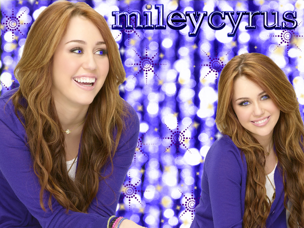miley cyrus wallpaper by pearl as a part of 100 days of hannah - miley-cyrus wallpaper