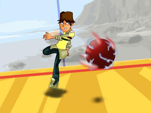 one tough ball to dodge