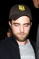 robert spotted out and about in West Hollywood last night (August 29)  - twilight-series photo