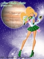 sailor miele/sailor jupiter fighter