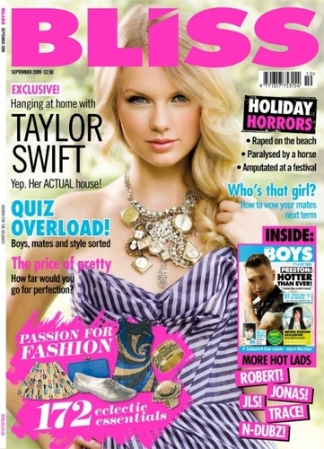 taylor&#39;s magazine covers<3