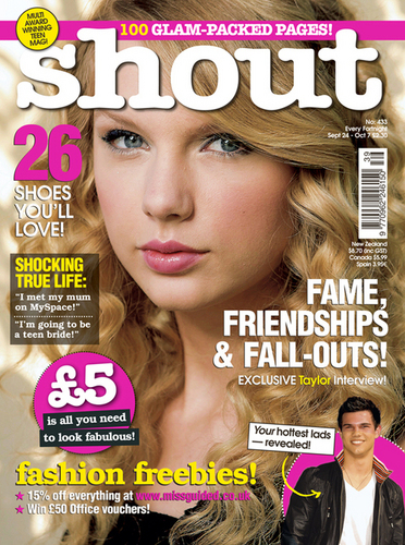 taylor's magazine covers<3