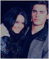 zaC---VanessA - zac-efron-and-vanessa-hudgens fan art