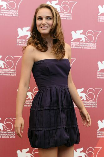 'Black Swan' photocall at Palazzo del Casino during the 67th Venice International Film Festival