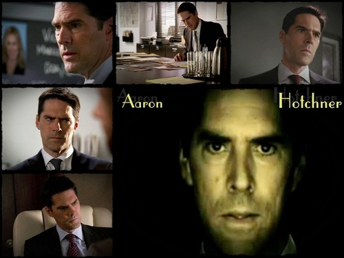 SSA Aaron Hotchner پیپر وال with a business suit called *Hotch*