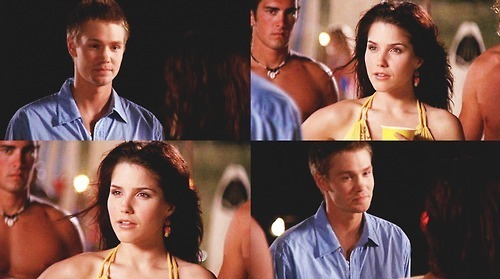 """I'm the guy for toi Brooke Davis. You'll see."""