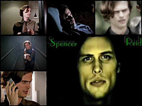 *Reid* - dr-spencer-reid Wallpaper