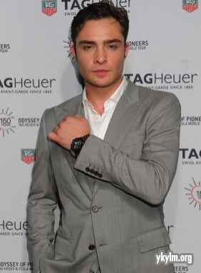ed westwick wallpaper with a business suit and a well dressed person titled September 2nd - The Tag Heuer American Leg of the Global Odyssey Of Pioneers