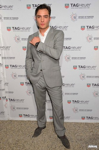 September 2nd - The Tag Heuer American Leg of the Global Odyssey Of Pioneers
