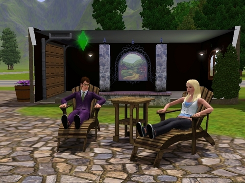 10 and rose on the sims