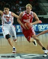 11. Anton PONKRASHOV (Russia) - basketball photo