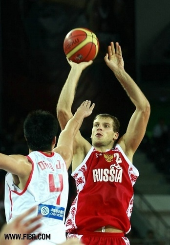 pallacanestro, basket wallpaper with a pallacanestro, basket titled 12. Sergey MONYA (Russia)
