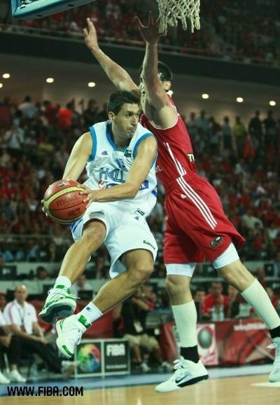13. Dimitris DIAMANTIDIS (Greece)