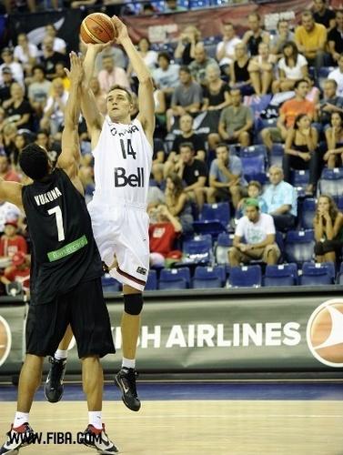 14. Levon KENDALL (Canada)
