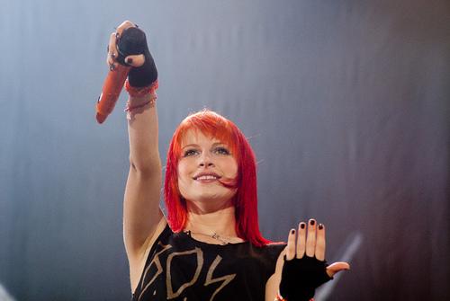 28.08.10 Paramore @ Leeds Festival, UK