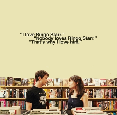 500 Days of Summer پیپر وال containing a bookshop, a library, and an athenaeum entitled 500 Days of Summer
