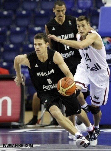 6. Kirk PENNEY (New Zealand)