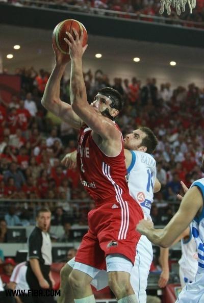 8. Ersan ILYASOVA (Turkey)