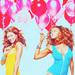 Alicia Fox & Eve - wwe-divas icon