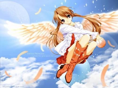 animê angel xD