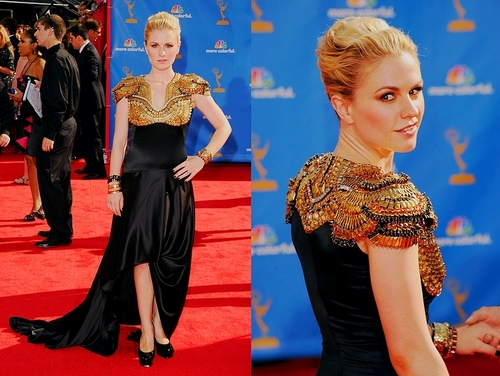 Anna Paquin wallpaper possibly with a dinner dress and a cocktail dress called Anna Paquin