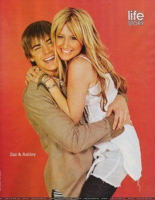 Stolen Kisses   Zac Efron And Ashley Tisdale In Love