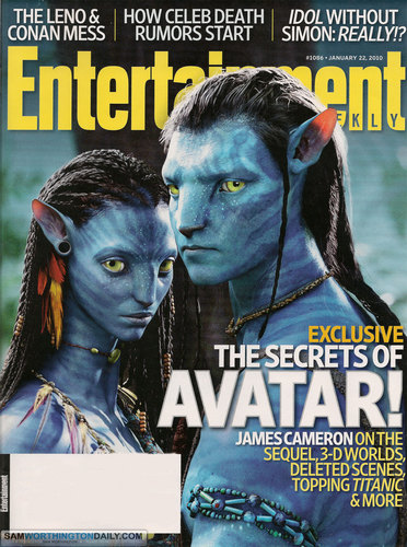 Avatar in Entertainment Weekly