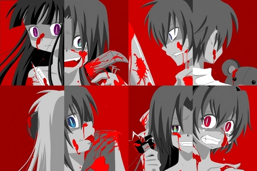 Awesome Higurashi Pics - higurashi-no-naku-koro-ni Photo