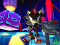 Badd Ass Gangsta Shadow N Cyberspace >:D-  - shadow-the-hedgehog photo