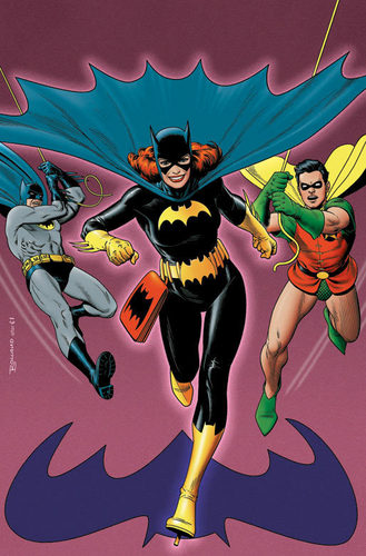 Batgirl leads the way :)