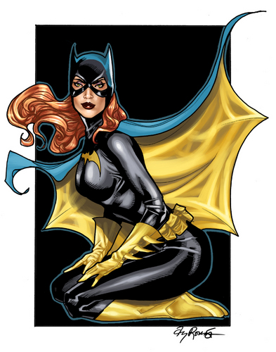 Batgirl ( one of my faves )