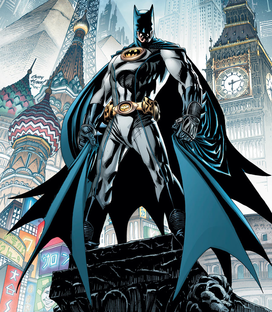 Marvel Comics Batman